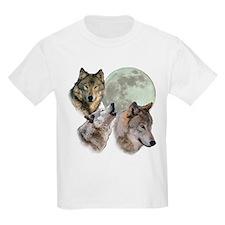 3 Wolf Moon T-Shirt