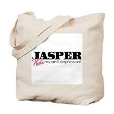 Jasper Hale - my anti depress Tote Bag