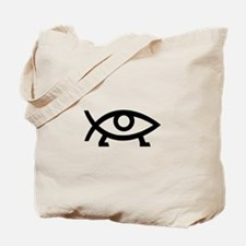 god evolves Tote Bag