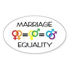 Marriage Equality Decal