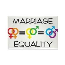 Marriage Equality Rectangle Magnet