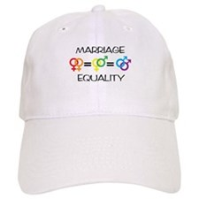Marriage Equality Baseball Cap