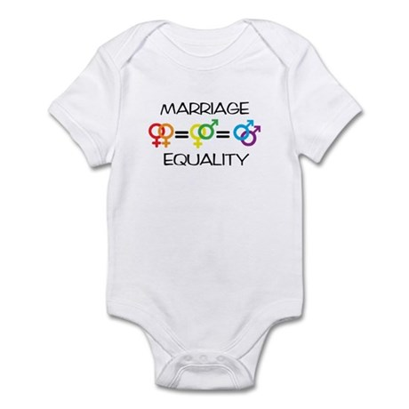 Marriage Equality Infant Bodysuit