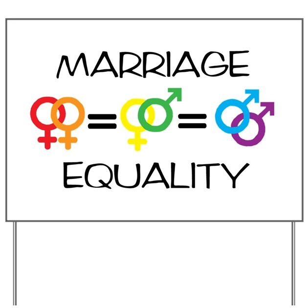 Marriage Equality Poster - Free Download - Jen Clark Design |Marriage Equality