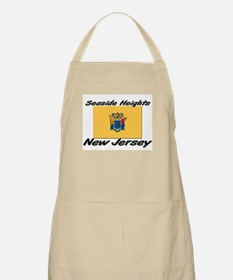 Seaside Heights New Jersey BBQ Apron