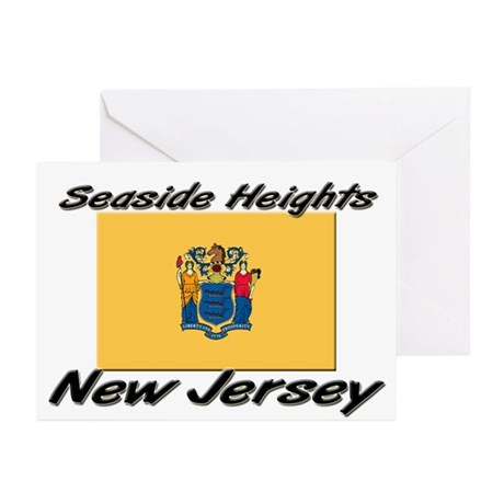 Seaside Heights New Jersey Greeting Cards (Pk of 1