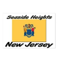 Seaside Heights New Jersey Postcards (Package of 8