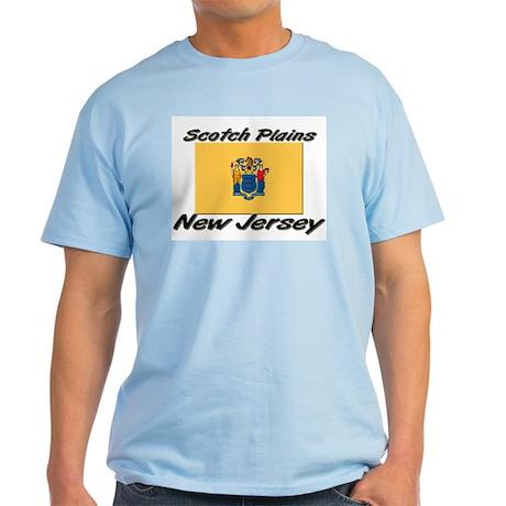 Scotch Plains New Jersey Light T-Shirt
