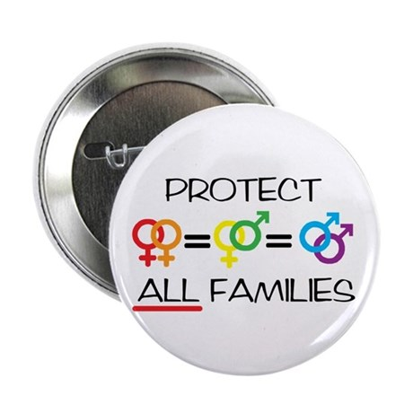 "Protect ALL Families 2.25"" Button (10 pack)"