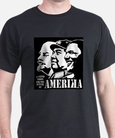 Cute Obama mao T-Shirt