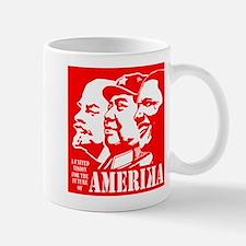 Cute Obama mao Mug