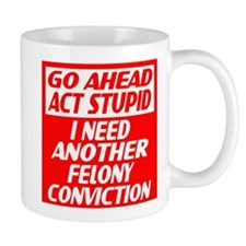 New Section Mug