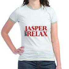 Jasper says Relax T