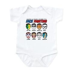 Face Painting Infant Bodysuit