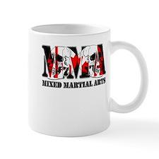 MMA Canada Flag & Skulls Mug
