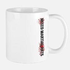 MMA Mixed Martial Arts Vertic Mug