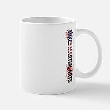 MMA Mixed Martial Arts USA Ve Mug