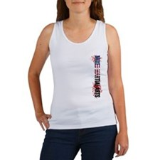MMA Mixed Martial Arts USA Ve Women's Tank Top