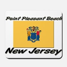 Point Pleasant Beach New Jersey Mousepad