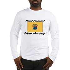 Point Pleasant New Jersey Long Sleeve T-Shirt