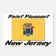 Point Pleasant New Jersey Postcards (Package of 8)