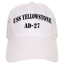 USS YELLOWSTONE Baseball Cap