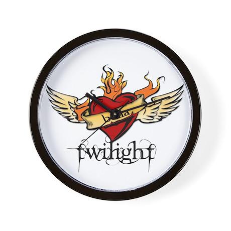 Twilight - Bella Wall Clock