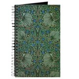 William morris Journals & Spiral Notebooks