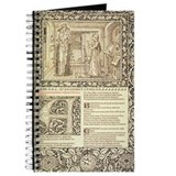 Chaucer journal Journals & Spiral Notebooks