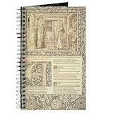 Chaucer Journals & Spiral Notebooks