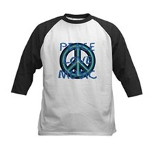 Peace Love Music Tee
