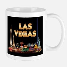 Ultimate Vegas Skyline Mugs