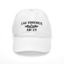 USS YOSEMITE Baseball Cap
