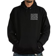 STAY IN THE GARAGE Hoodie