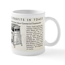 Toast Profits Mug