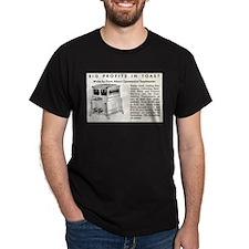 Toast Profits T-Shirt