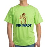 The Real Kim Shady Green T-Shirt