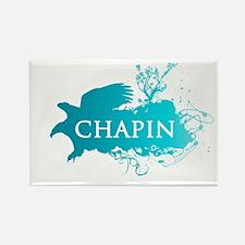 Chapin SC eagle vector Rectangle Magnet
