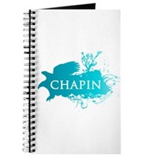 Chapin SC eagle vector Journal