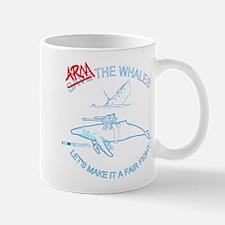 Arm the Whales Mug