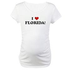 I Love FLORIDA! Shirt
