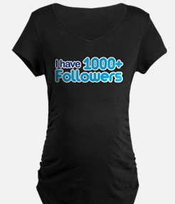 1000+ Followers T-Shirt