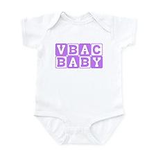 VBAC Baby Infant Bodysuit