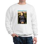 Mona Lisa's PWD (5) Sweatshirt