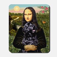 Mona Lisa's PWD (5) Mousepad