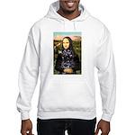 Mona Lisa's PWD (5) Hooded Sweatshirt