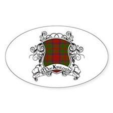 MacKintosh Tartan Shield Decal