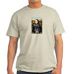 Mona Lisa's PWD (5) Light T-Shirt