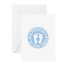 ANTHONY Greeting Cards (Pk of 10)