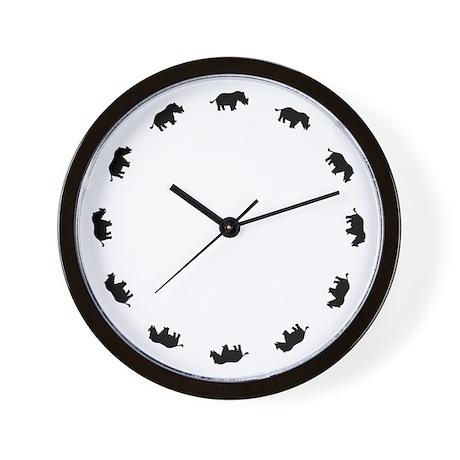 Rhinos 'Round the Clock